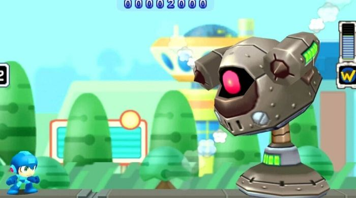 Mega man Powered Up - Best PSP Games