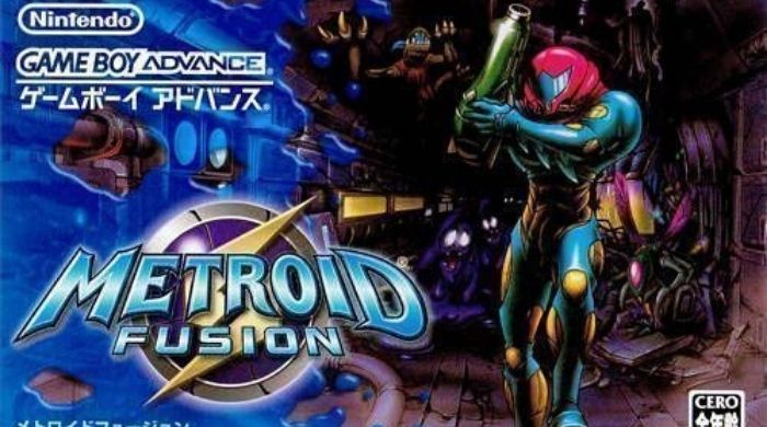Metroid Fusion - Best GBA Game Rom