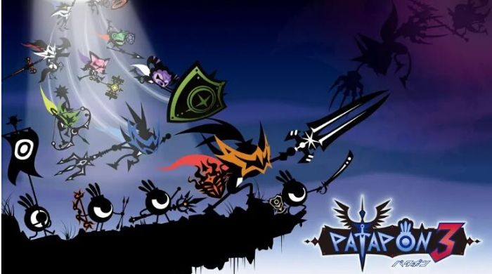 Patapon3 - Best PSP Games