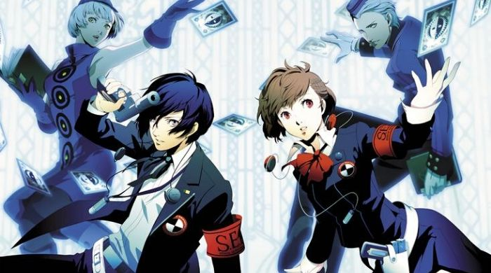 Persona 3 - PSP Game Online