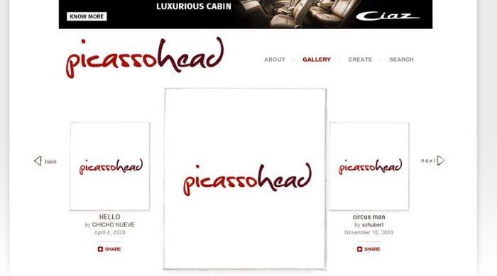 Picassohead - Online Avatar Maker