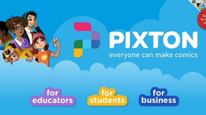 Pixton - Free Comic and Avatar Generator