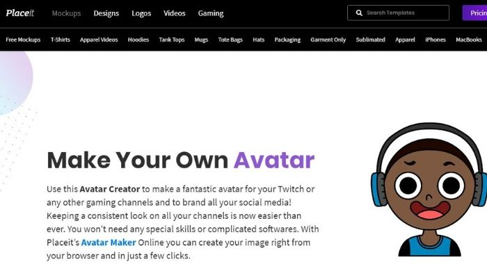 PlaceIt - Best Avatar Maker Online