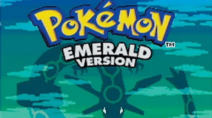 Pokemon Emerald - Best Gameboy Advance