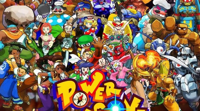 Power Stone Collection - Best PSP Game