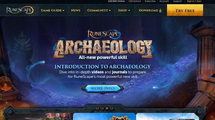 Runescape - Free MMORPG