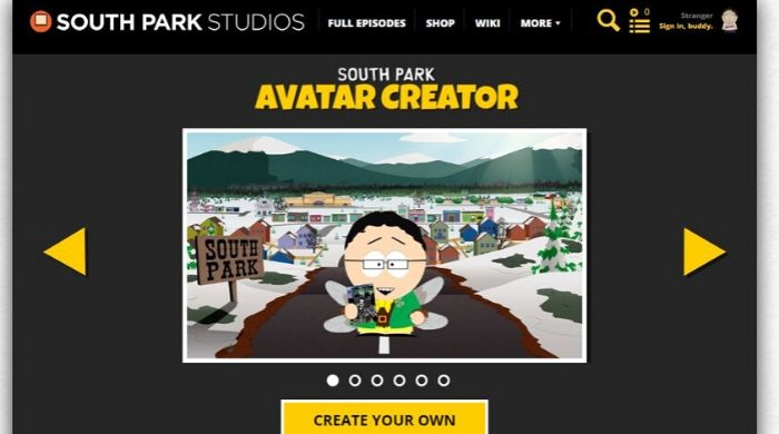 South Park Avatar - Free Avatar Creator