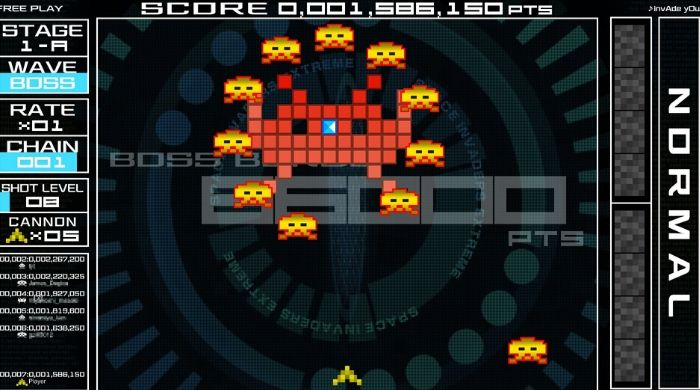 Space Invaders Extreme - Best PSP Game