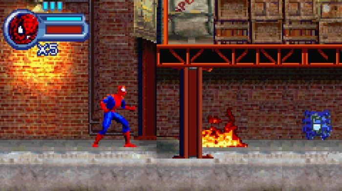 Spider-Man Mysterio's Menace - Best GBA Game