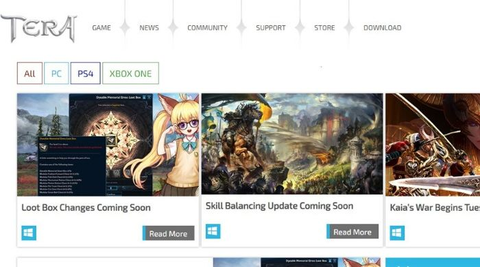 Tera - Best Massively Multiplayer Online Roleplaying Games