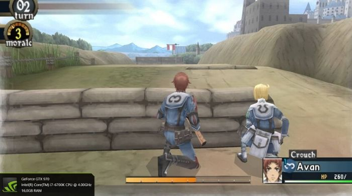 Valkyria Chronicles II - PSP Game
