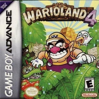 Wario Land 4 - GBA
