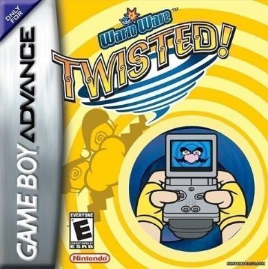WarioWare Twisted - gameboy advance games