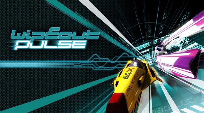 Wipeout Pulse - Best PSP Game