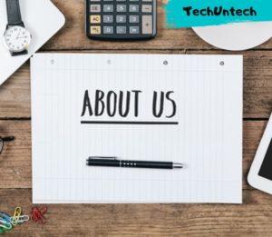 About Us - TechUntech