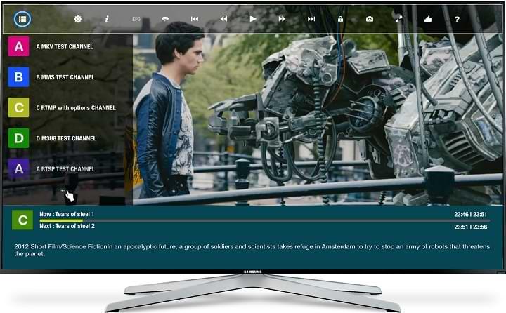 GSE Smart TV